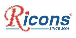 logo ricons since 2004 2